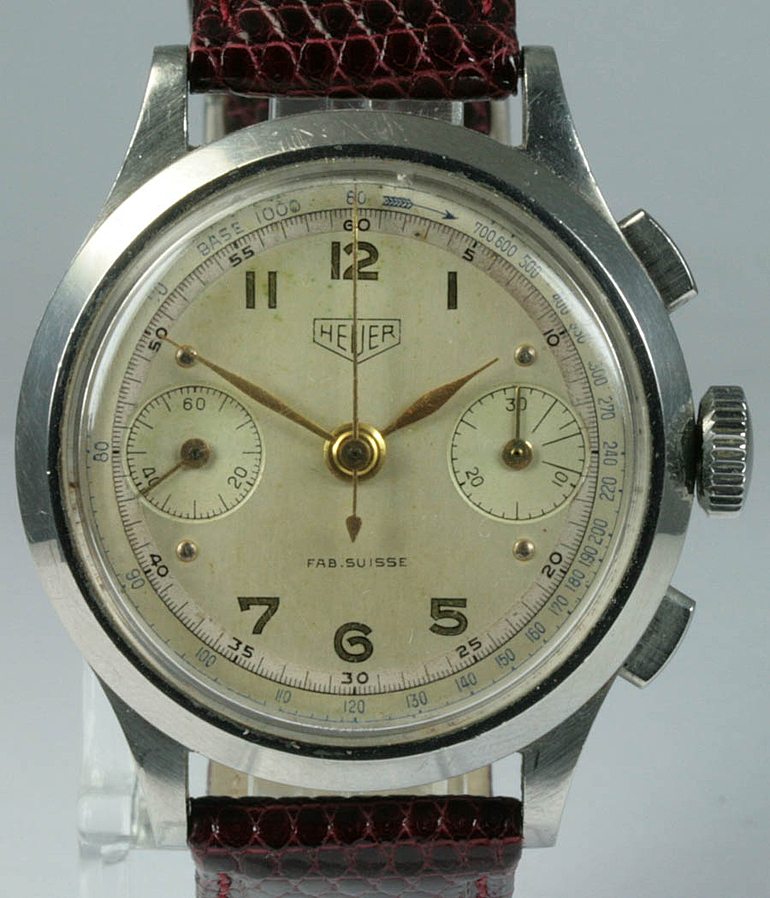 Heuer | Meertz World of Time