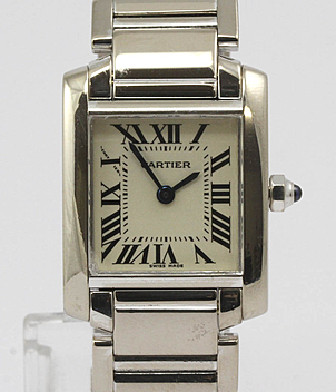 Cartier Tank | Meertz World of Time