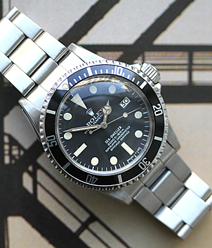 Rolex Vintage Sea Dweller 1665 | Meertz World of Time