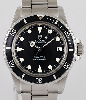 Tudor Submariner Ref. 76100 Jahr 1991 Herrenuhren, Aston Projects | Meertz World of Time