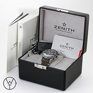 ZENITH Pilot Ref. 11.2240.405/21.C773