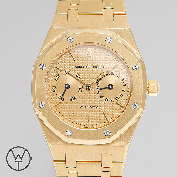 AUDEMARS PIGUET Royal Oak Ref. 5572BA