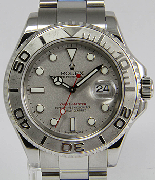 Rolex Yacht Master Ref. 16622 Jahr 2007 Herrenuhren | Meertz World of Time