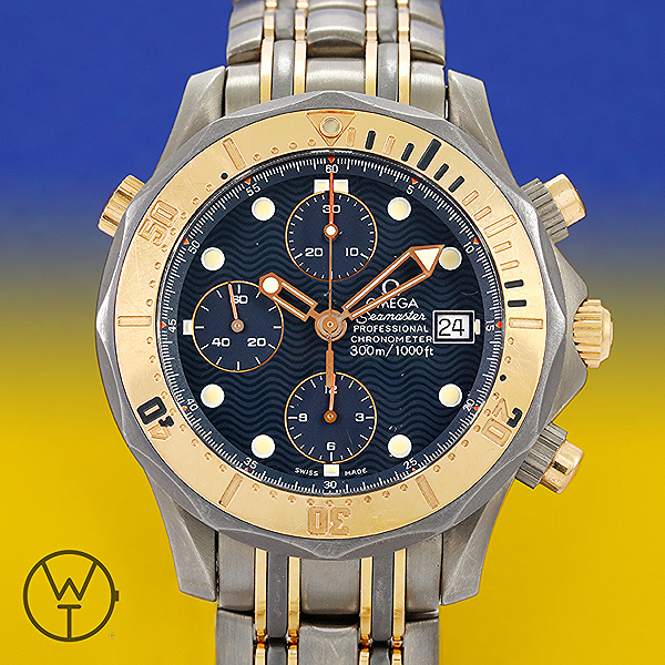 OMEGA Seamaster Ref. 1780504 - 3780504