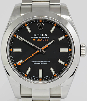 Rolex Milgauss Ref. 116400 Jahr 2011 Herrenuhren | Meertz World of Time
