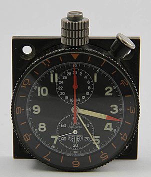 Heuer Autavia year ca. 1960 Pocket-Watches, Gents Watches | Meertz World of Time