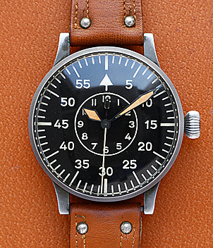 Laco Fliegeruhr Ref. 23883 year 1943 Gents Watches, Vintage | Meertz World of Time