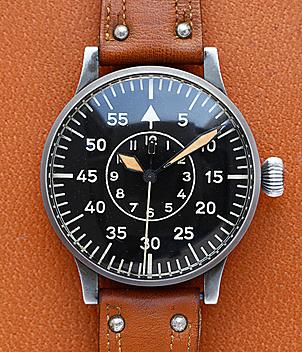 LACO-DUROWE Fliegeruhr Ref. 23883