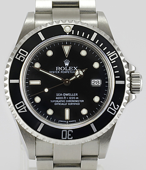 Rolex Sea Dweller Ref. 16600 Jahr 2006 Herrenuhren | Meertz World of Time