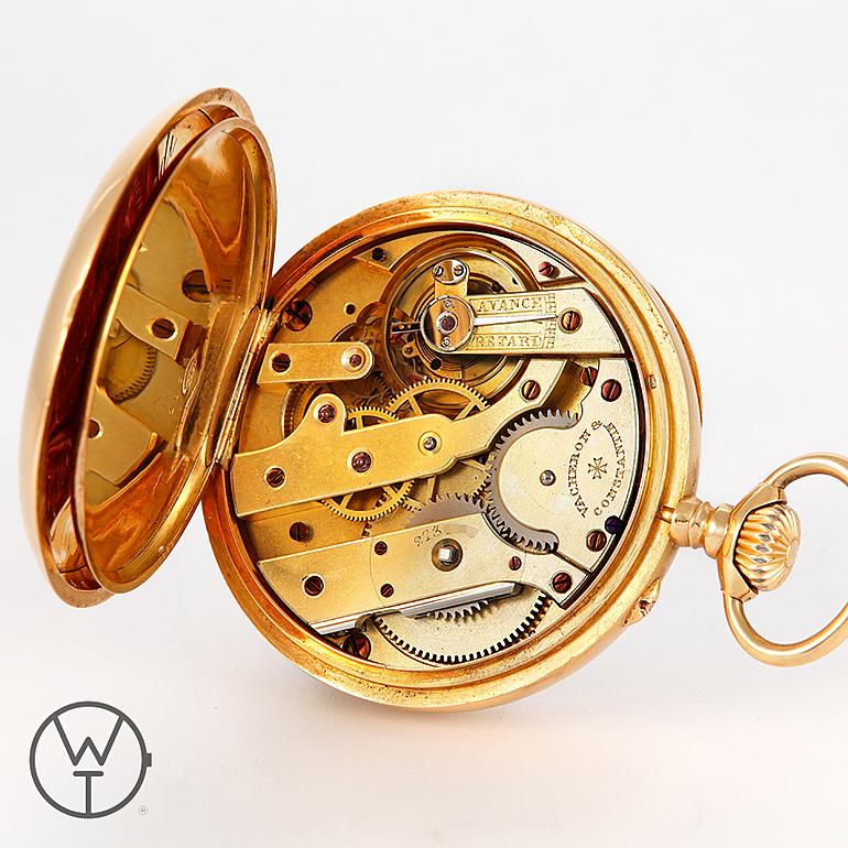 VACHERON CONSTANTIN Taschenuhr