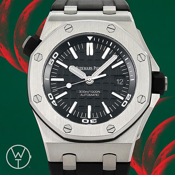 AUDEMARS PIGUET Offshore Diver Ref. 15710ST.00.A002CA.01
