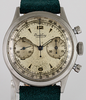 Breitling Premier Ref. 777 Premier year 1945 Gents Watches, Vintage | Meertz World of Time