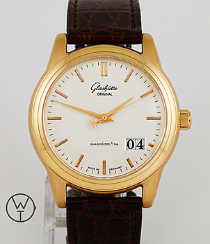 Glashütte Original Senator Ref. 3942032104 year 2004 Gents Watches | Meertz World of Time