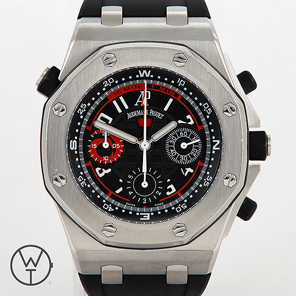 AUDEMARS PIGUET Royal Oak Offshore Ref. 26040 ST