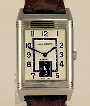 Jaeger LeCoultre Reverso Ref. 270.8.62 Herrenuhren | Meertz World of Time