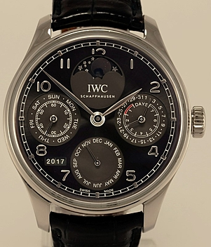 IWC Portugieser Ref. 503301 Jahr 2017 Herrenuhren | Meertz World of Time