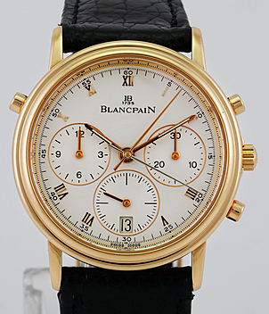 Blancpain Villeret Ref. 6885-3642-55 Jahr 2000 Herrenuhren | Meertz World of Time