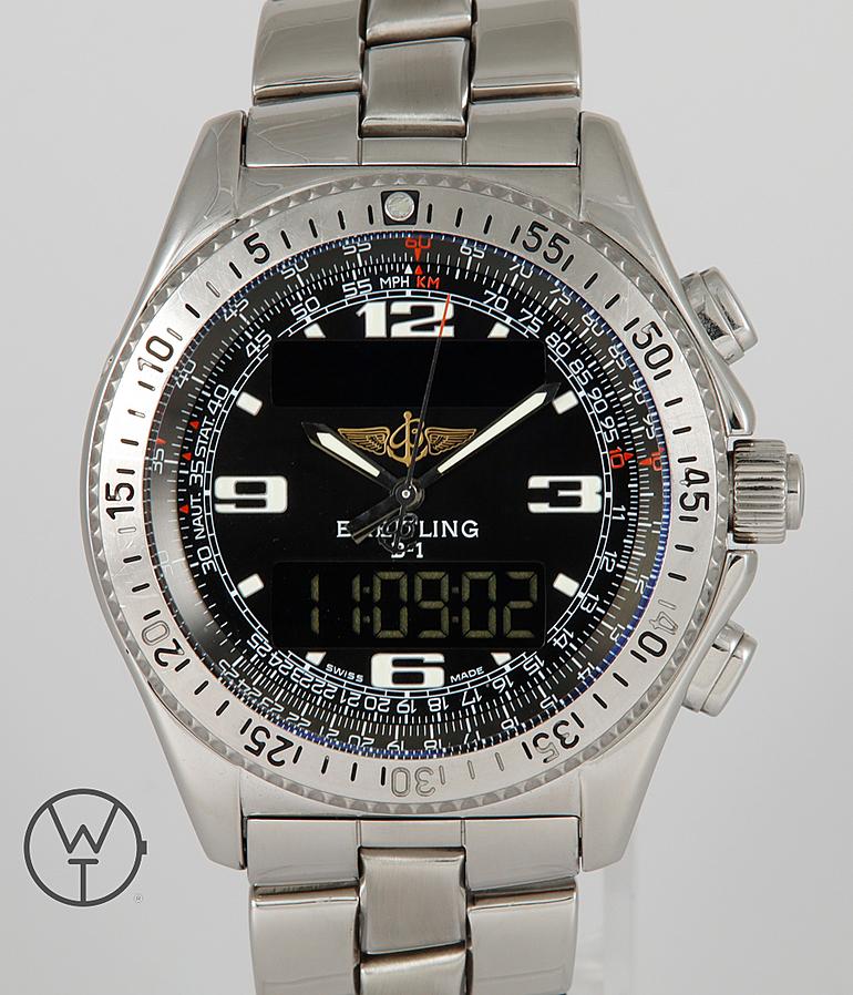 BREITLING Aerospace Ref. A68362