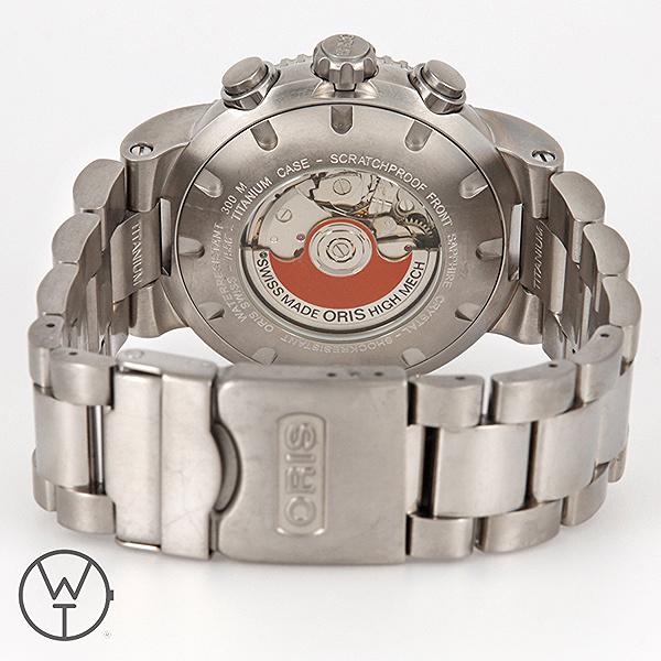 ORIS WILLIAMS F1 Ref. 67375567084