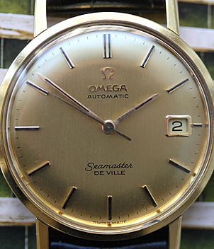 Omega Seamaster | Meertz World of Time