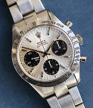 Rolex Vintage Daytona Cosmograph Ref. 6239 year 1967 Gents Watches | Meertz World of Time
