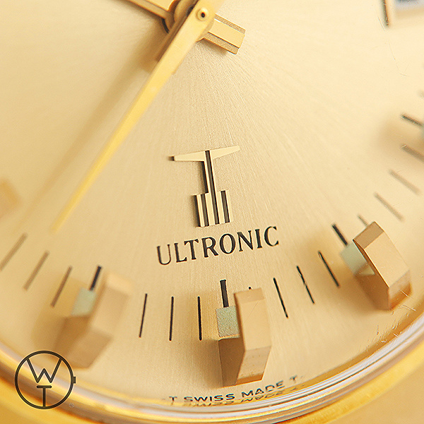LONGINES Ultronic Ref. 8618