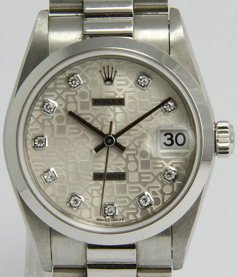 Rolex Datejust RefId 78240 Jahr 2001 Herrenuhren, Damenuhren | Meertz World of Time