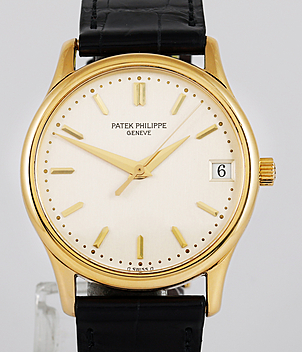 Patek Philippe Calatrava Ref. 3998 Jahr 1992 Herrenuhren, Damenuhren | Meertz World of Time
