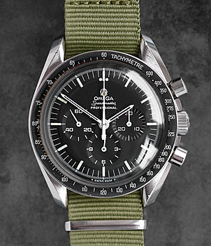 Omega Speedmaster Ref. 145022 year 1970 Gents Watches, Vintage | Meertz World of Time