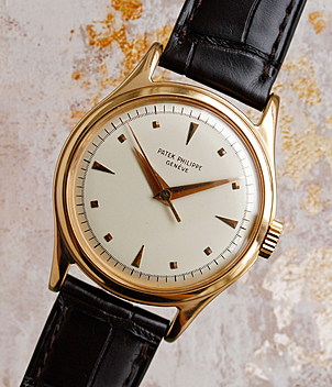 Patek Philippe Calatrava Ref. 2508 year 1954 Gents Watches, Vintage | Meertz World of Time