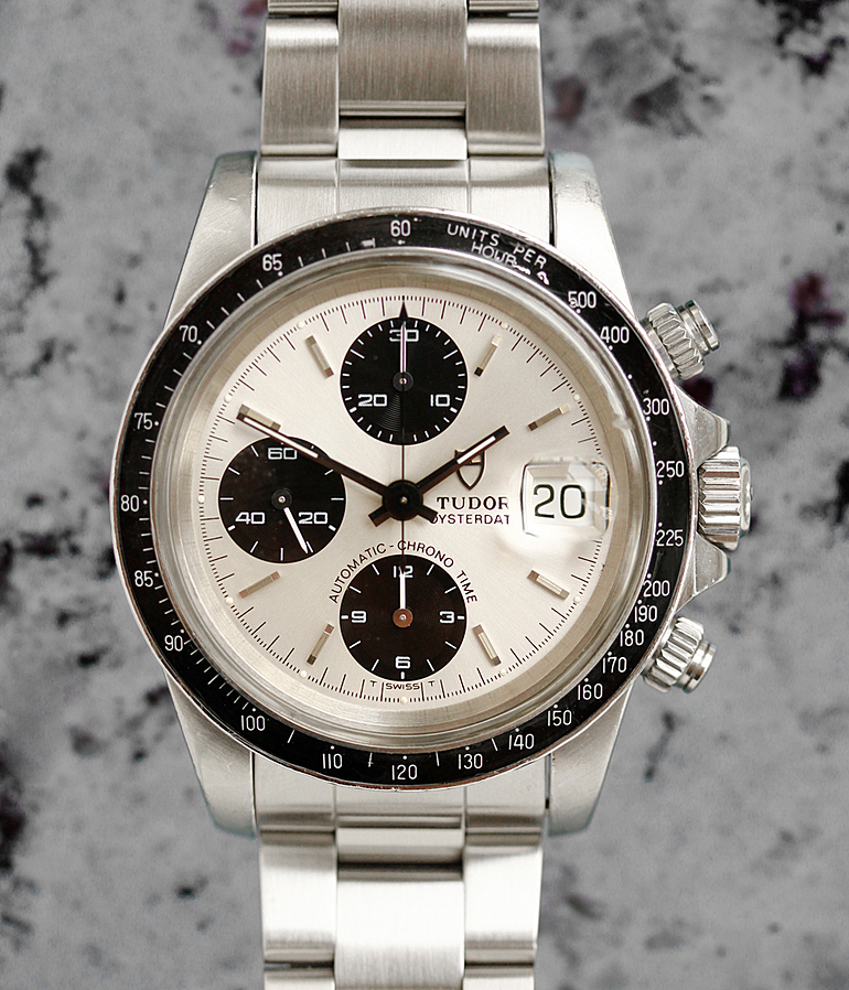 Tudor Big Block RefId 79160 year ca. 1990 Gents Watches | Meertz World of Time