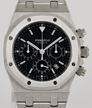 Audemars Piguet Royal Oak Ref. 25860 ST year 2003 Gents Watches | Meertz World of Time