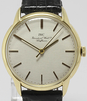 IWC | Meertz World of Time