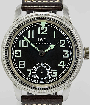 IWC Aviator watch Ref. 3254 year 2010 Gents Watches | Meertz World of Time