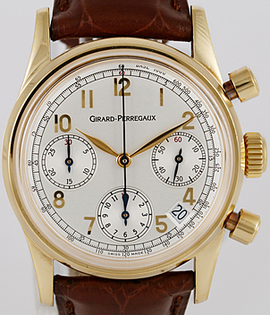 Girard-Perregaux Vintage 1945 Ref. 4930 Jahr 2001 Herrenuhren, Damenuhren | Meertz World of Time