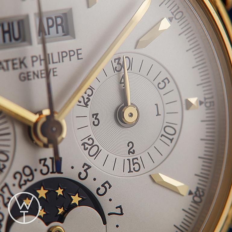 PATEK PHILIPPE Grand Complications Ref. 3970 J
