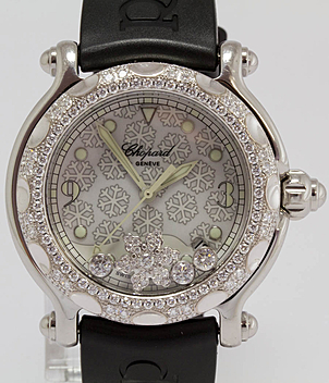 Chopard Happy Sport Ref. 28/8946 Jahr 2005 Damenuhren | Meertz World of Time