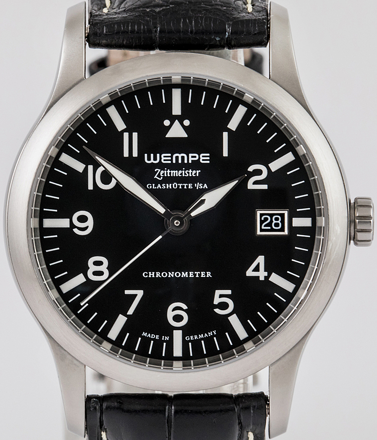 Wempe Zeitmeister year 2015 Gents Watches | Meertz World of Time