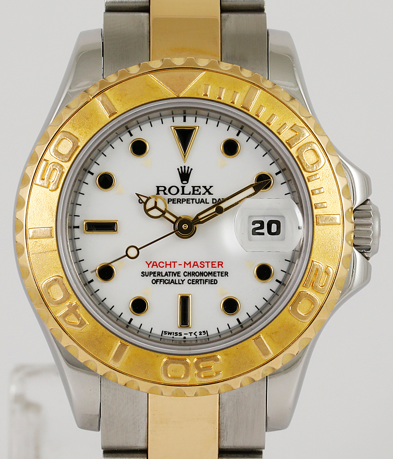 Rolex Yacht Master RefId 69623 Jahr 1997 Damenuhren | Meertz World of Time