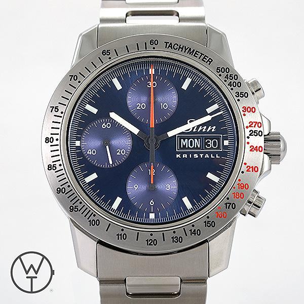 SINN Chronograph Ref. 303 Kristall