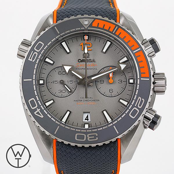 OMEGA Seamaster Planet Ocean Ref. 21592465199001