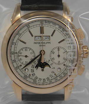Patek Philippe Grand Complications  5270R-001 | Meertz World of Time
