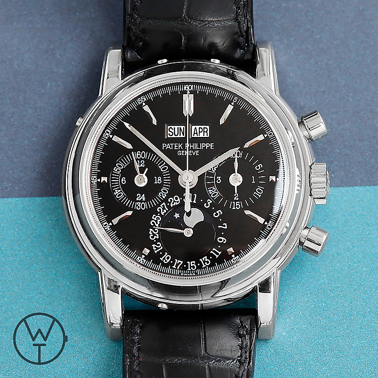 PATEK PHILIPPE Grand Complications Ref. 3970EP-020