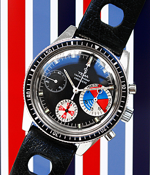 Yema Yachtingraf Ref. Croisiere year 1970 Gents Watches, Vintage | Meertz World of Time