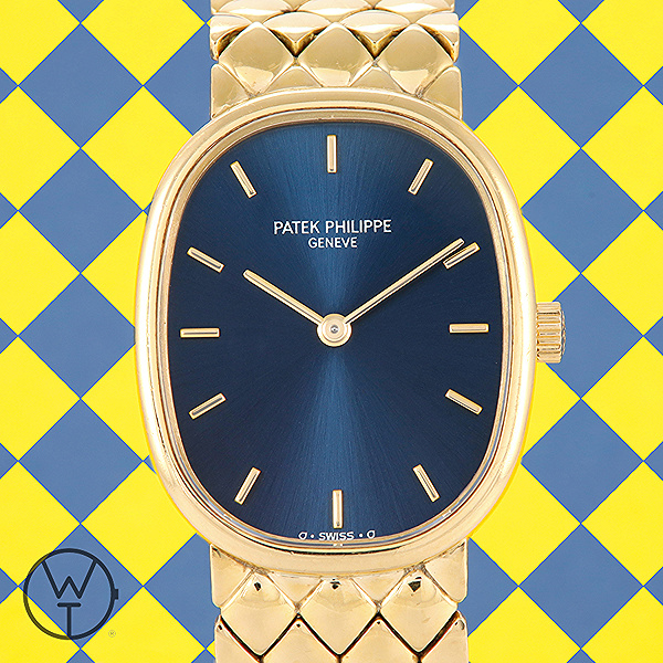 PATEK PHILIPPE Ellipse d´Or Ref. 4226/021