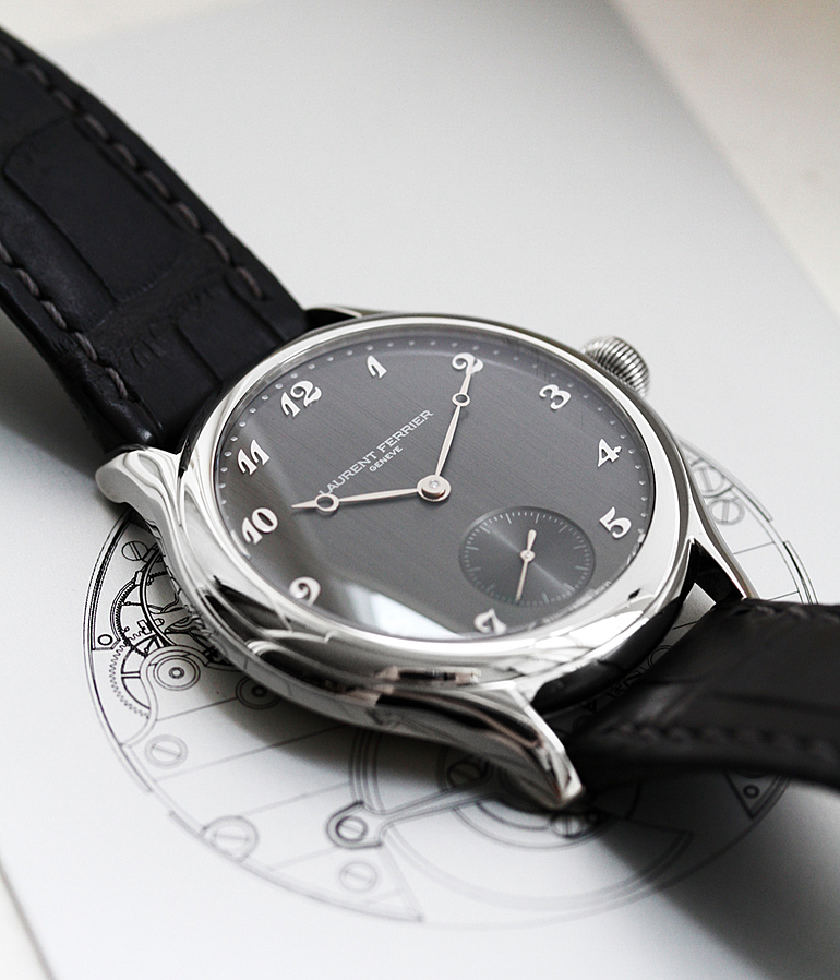 Laurent Ferrier Galet Micro-Rotor Jahr 2015 Herrenuhren | Meertz World of Time
