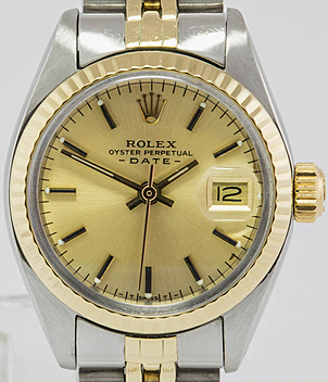 Rolex Vintage Lady Date Ref. 6917 Jahr 1978 Damenuhren | Meertz World of Time