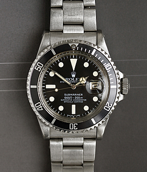 Rolex Vintage Submariner Ref. 1680 Jahr 1978 Herrenuhren | Meertz World of Time