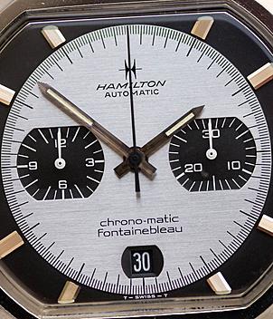 HAMILTON chrono-matic Ref. 11001-3