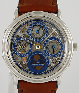 Audemars Piguet Quantieme Perpetuel year 1985 Gents Watches, Vintage | Meertz World of Time